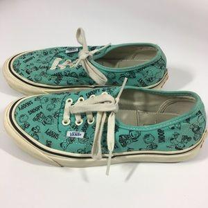 Snoopy Vans